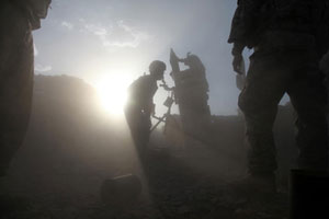 THE WAR IN AFGHANISTAN