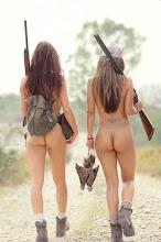 Belas caçadas...(que aves são aquelas...)