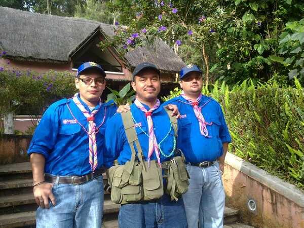 Grupo Scout 1 Olopa, Chiquimula