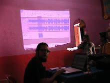 TALLER DE MICROS Y PRODUCCION RADIAL EN EL COBRE