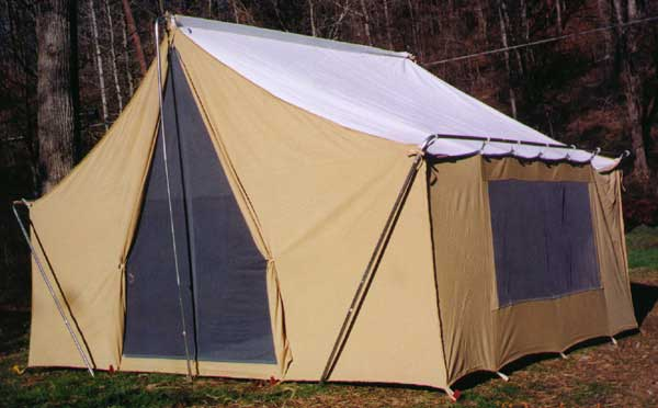 Boudreaux and thibodeaux camping joke for Build your own canvas tent