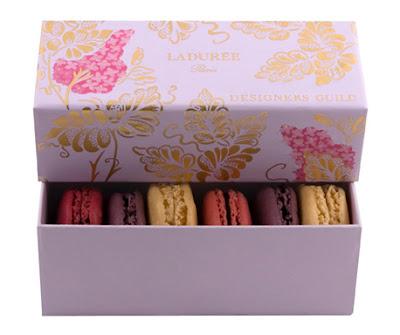 Savouring the Seasons: Laduree Designers Guild Boxes