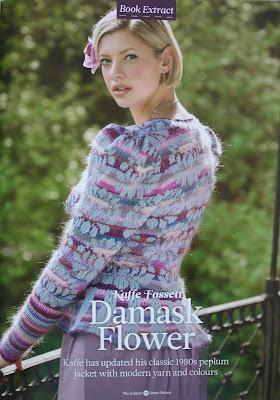 Free Kaffe Fassett knitting patterns to download | Hulu yarn and