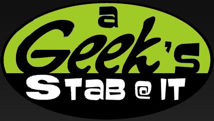 a geeks stab at IT