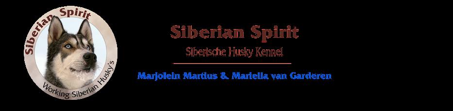 Siberian Spirit, siberische husky kennel