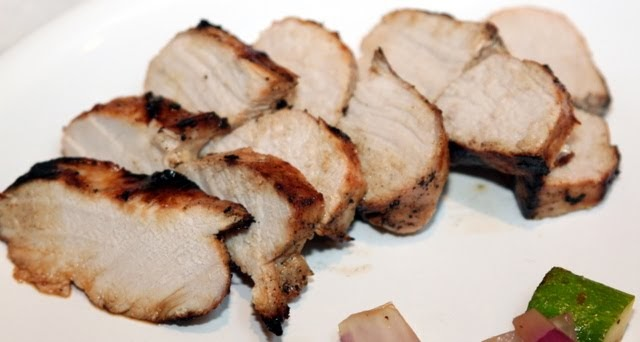 Angel in the Kitchen: Chipotle Tabasco-Marinated Pork