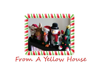 plush toy decorations Christmas