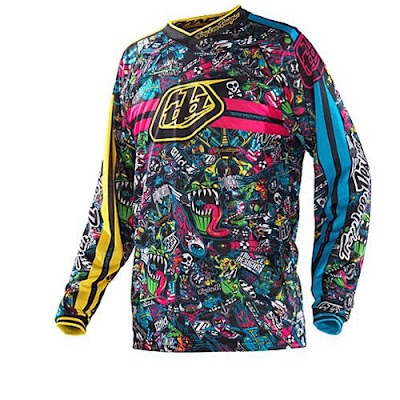 CAMISETA TROY LEE