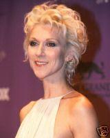 Hair Obsessed Celine Dion Short Blonde Blond Hair