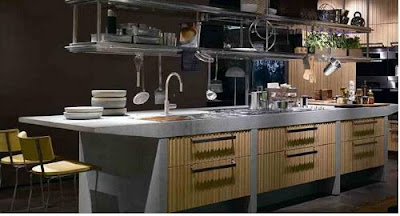 Newest modern kitchen by Antonio Citterio