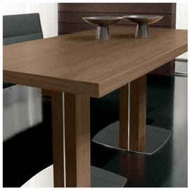 Dining table walnut