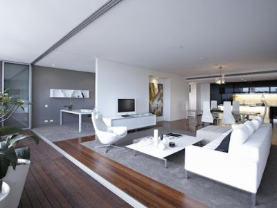 Interior Design Apartment Modern