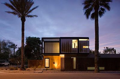 Interior Modern House Design in Tempe, Arizona