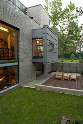 Open-air Sculpture House Design