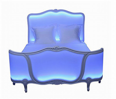 Poesy Luminotherapy Bed Design