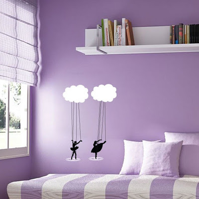 Home Decor Vinyl Stickers Wallpaper Design