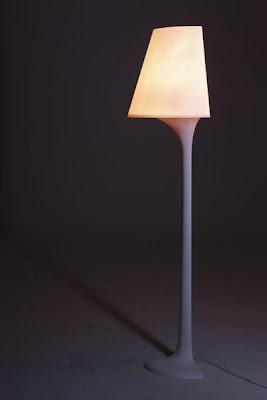 New Idea Corner Lamp
