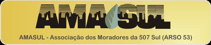 AMASUL - Associação dos Moradores da ARSO 53      (507 Sul)