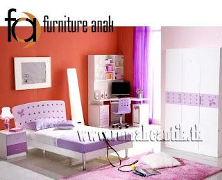 Ruang Anak dan Furniture
