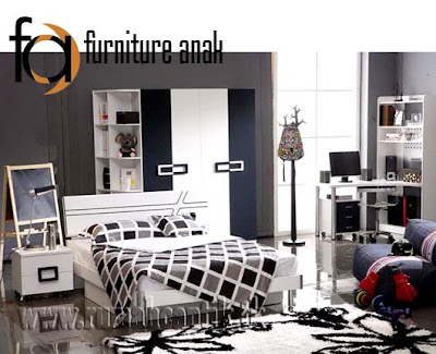 Warna Cat Dinding Interior Kamar Tidur
