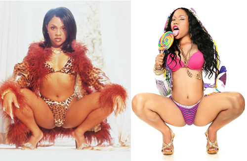 nicki minaj dad and mom. certain Hip Hop Rapper, Nicki Minaj using the phrase