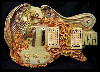 Guitarras Especiais