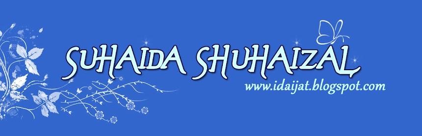 ..:: Suhaida Shuhaizal ::..