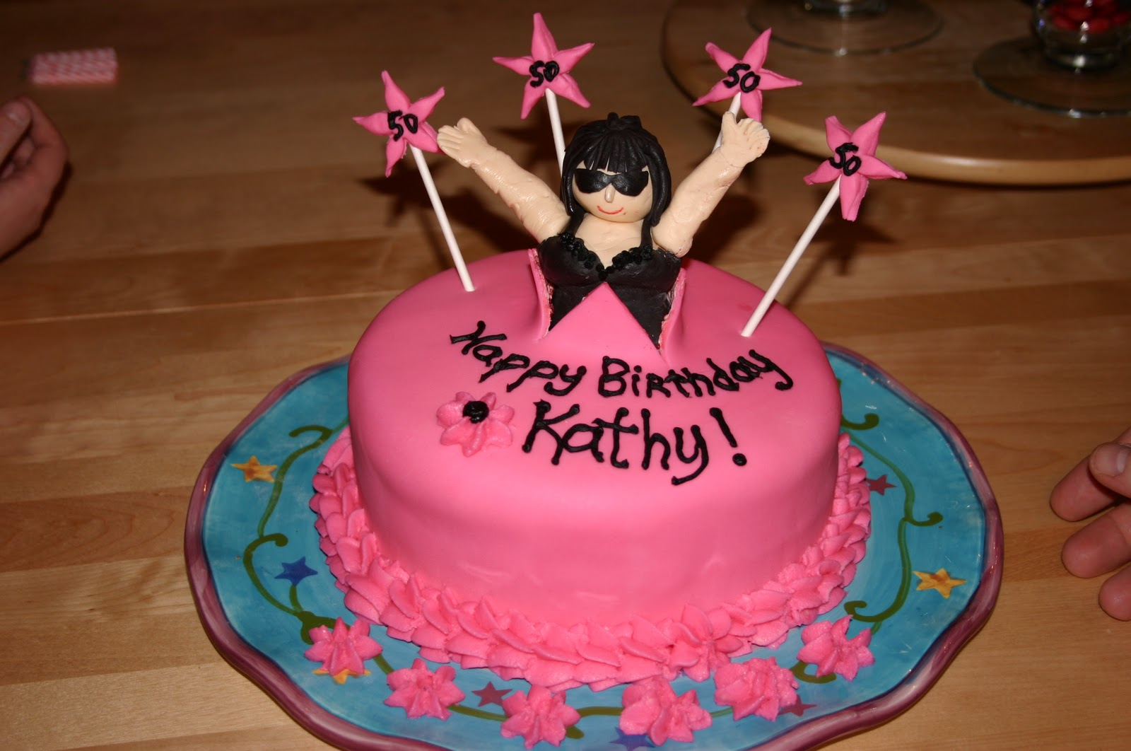 Birthday Cake For Little Sister ~ Simplysweeter: singin' the birthday blues!