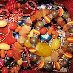 traditional jewellery and handicrafts from Kibera