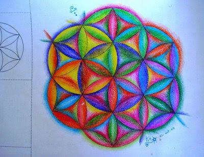 Círculos cosechas - crop circles  - Página 5 Diario+de+arte+la+flor+de+la+vida+002