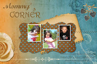 Visit and Share at Mommy's Corner