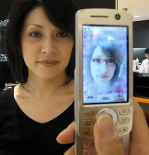 Try on Glasses via your cell phone using