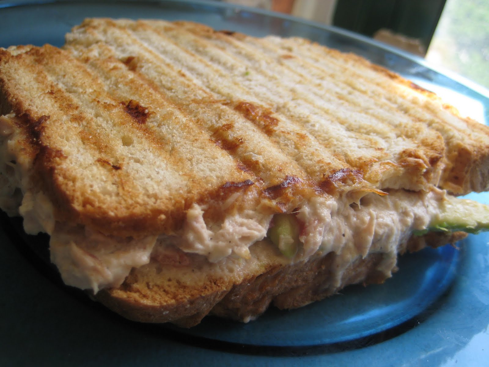 Italian Tuna Melt Panini Recipe Italian Tuna Melt Panini Recipe