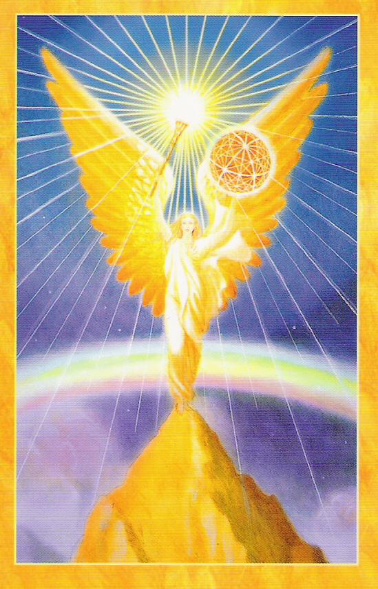 Angel Card Messages Spiritual Understanding