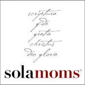 SolaMoms Blogger!