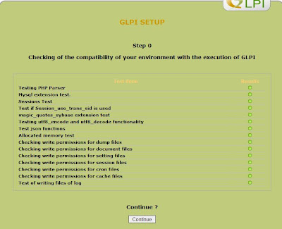 GLPI installation Guide