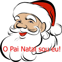 O Pai Natal sou eu!