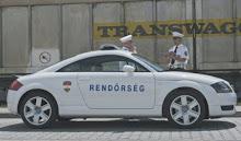 Carro polícia Suécia