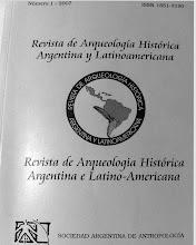 Revista de Arqueología Histórica