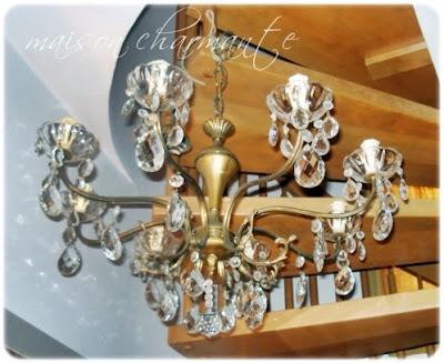 Mami G.: Lampadario chandelier