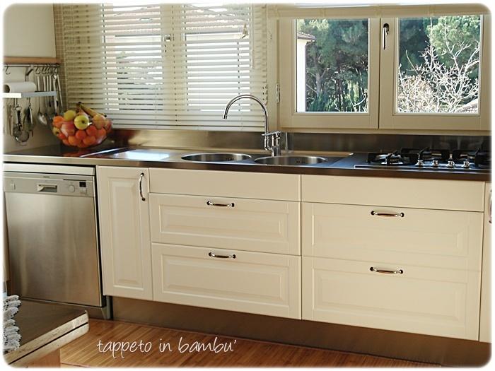 Cucine con parquet great interior designers offer the top tips for kitchen design help with - Parquet per cucina e bagno ...