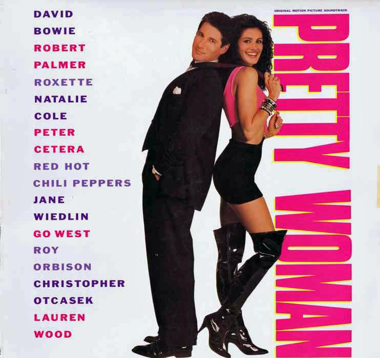 My Music Movies and Mutterings: MUSIC #87: PRETTY WOMAN 1990 (ENGLISH ...