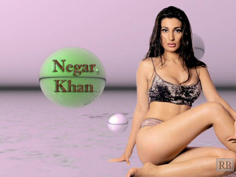 In Bollywood Star Actress Hottest Nigar Khan Wallpapers