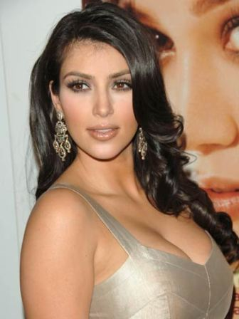 Kim Kardashian hot news