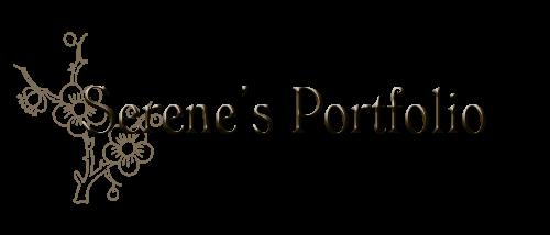Serene's Portfolio