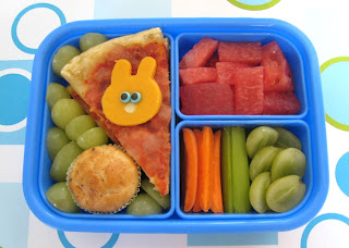 Pizza Bunny Paperchase Alien Bento Box
