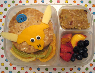 Texas Longhorns Bento Easy Lunchboxes