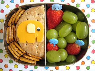 Elephant Bento Lunchbot