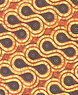 Model Bahan dan Motif Batik