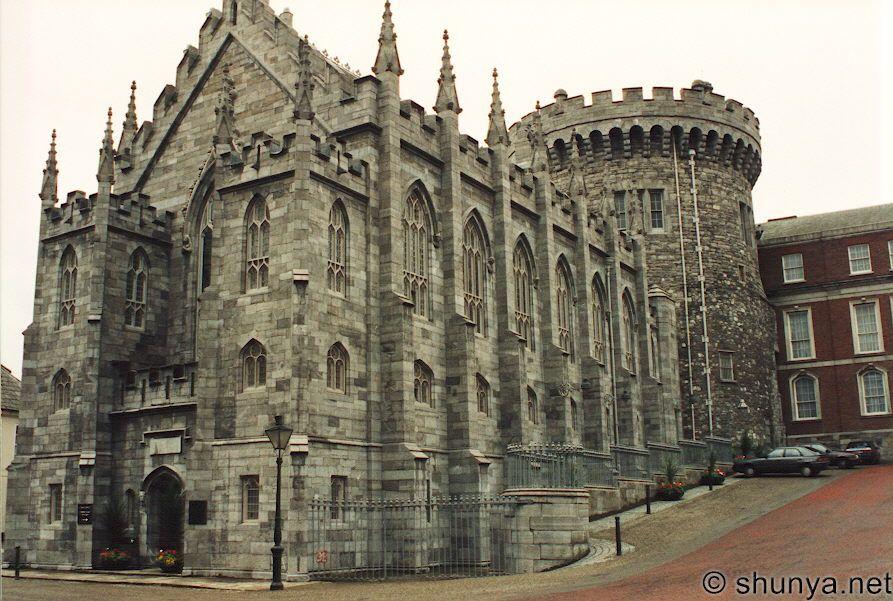 Fotografije glavnih gradova sveta Dublin4